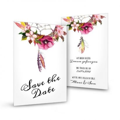 Save-the-Date Karte