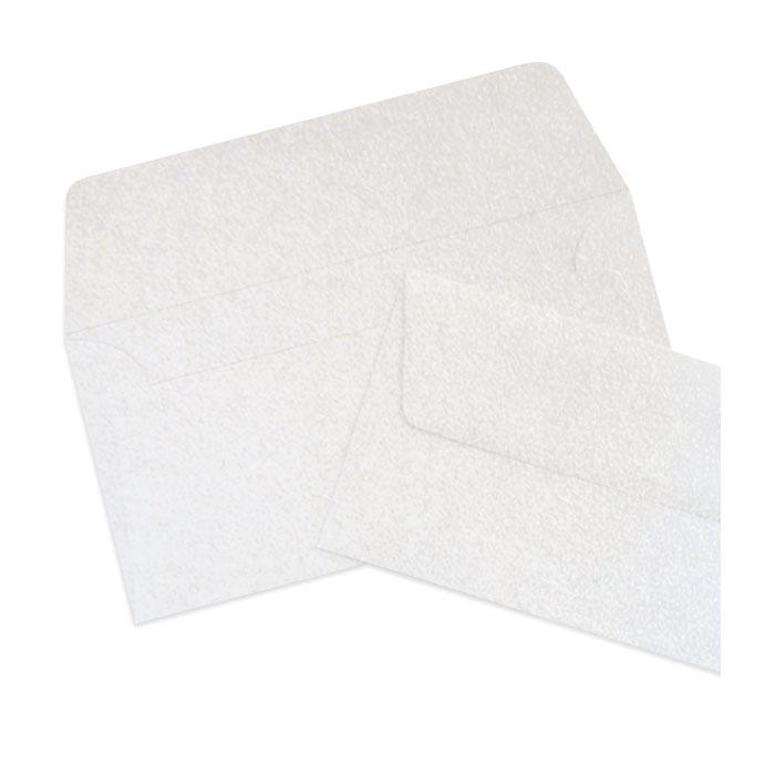 Briefumschlag Majestic Marble White (220 x 110 mm)