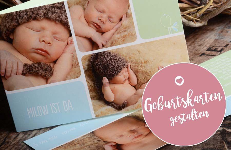 Danksagungen Zur Geburt Perfekt Und Günstig Online Gestalten