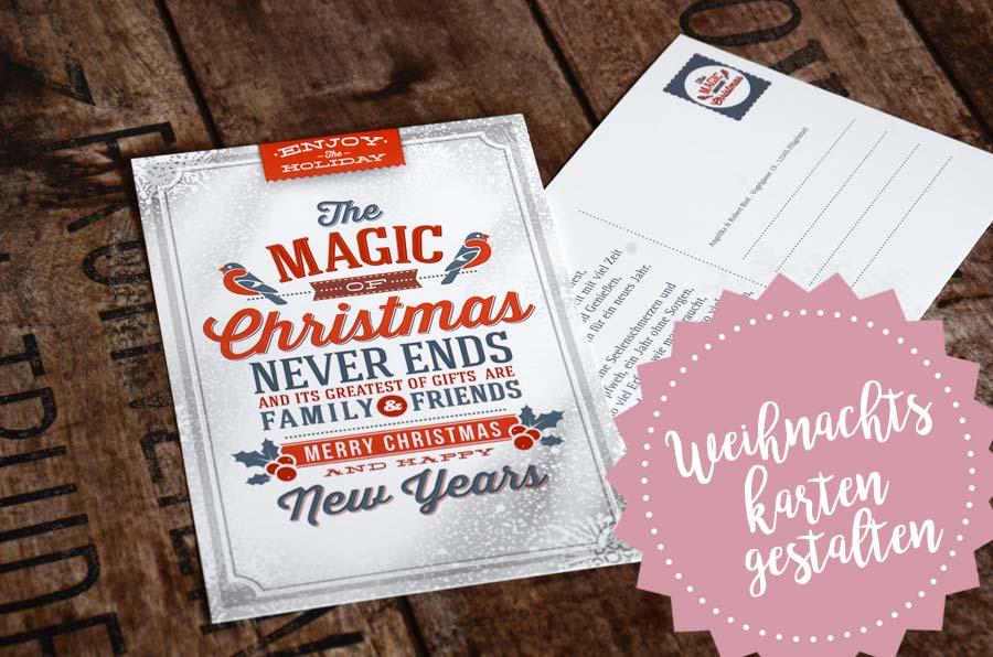 Weihnachtskarten f r firmen gestalten for Weihnachtskarten mit firmenlogo