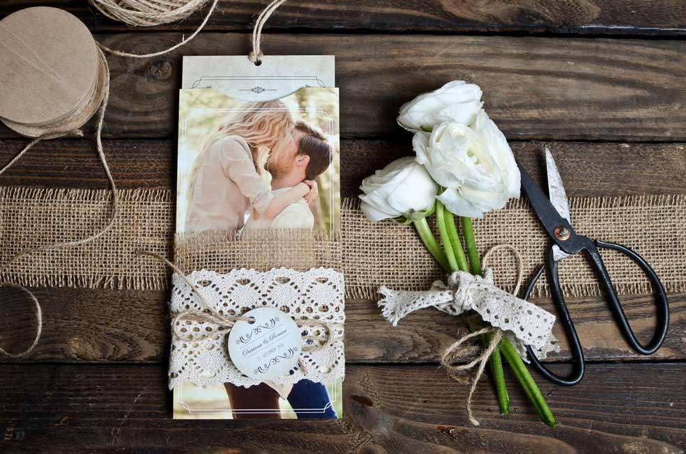 Einsteckkarten Als Hochzeitseinladungen Selbst Gestalten Carinokarten