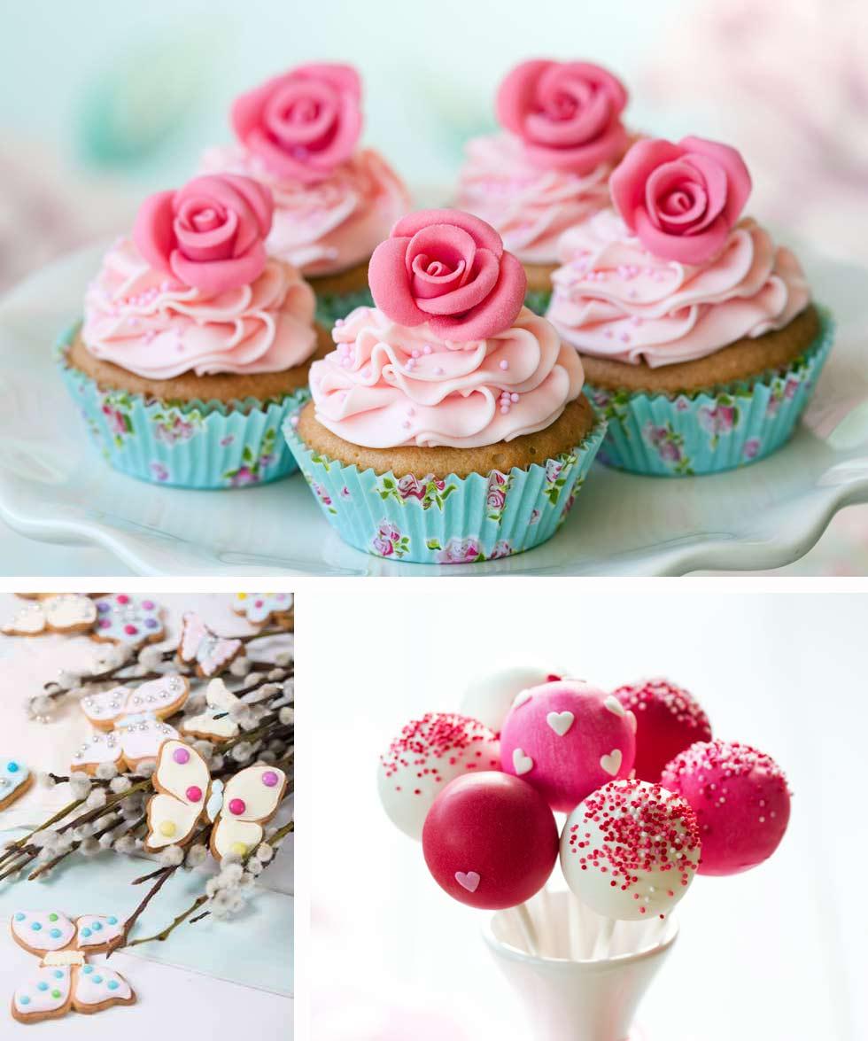 cakepops-und-cupcakes-zur-hochzeit-Foto: StefanieB.-Fotolia, Ruth Black-Fotolia, Ruth Black-Shutterstock