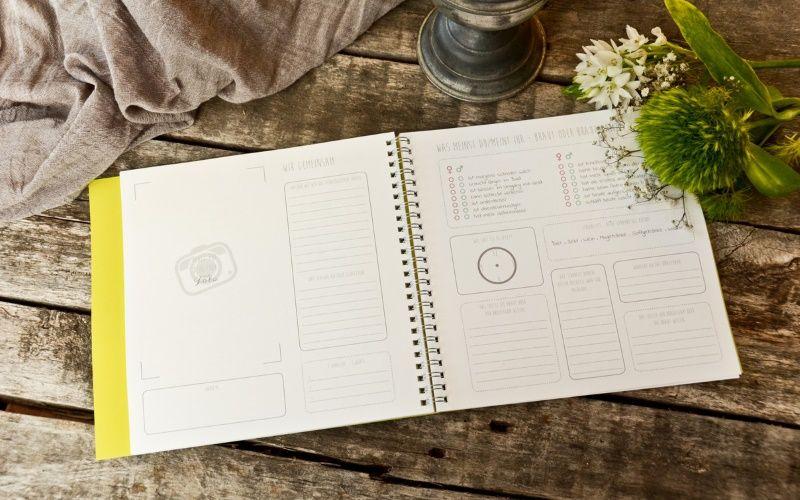 gestaltung seite gstebuch hochzeit gstebuch hochzeit mit. Black Bedroom Furniture Sets. Home Design Ideas
