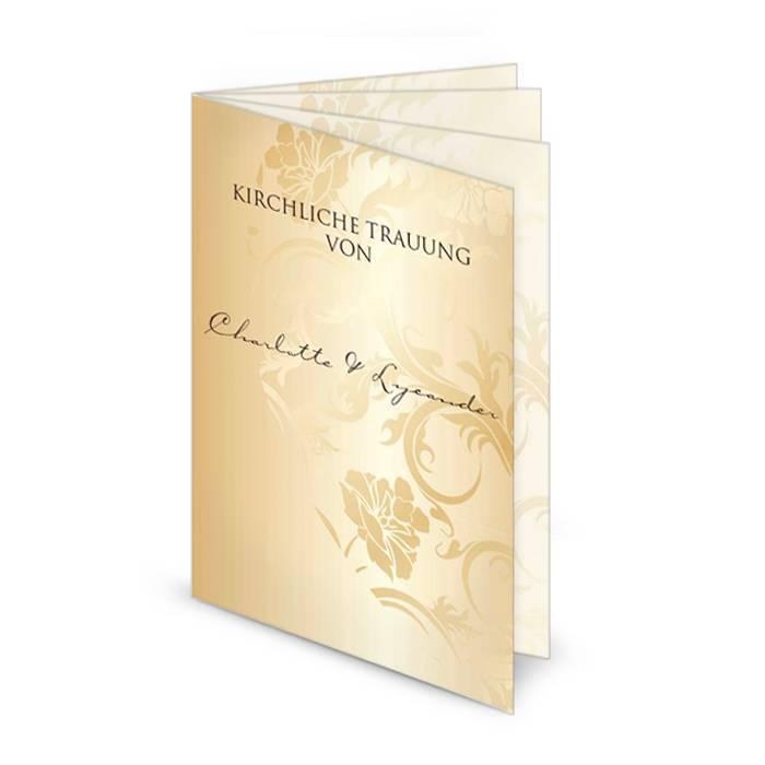 Goldene Hochzeit Organisation Der Messfeier