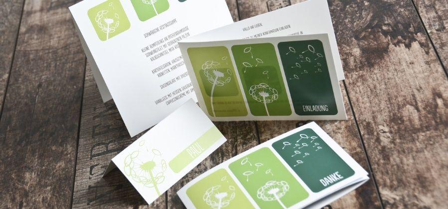 Konfirmationseinladungskarten Ergänzen Sie Auch Die Tisch  Und Menükarten