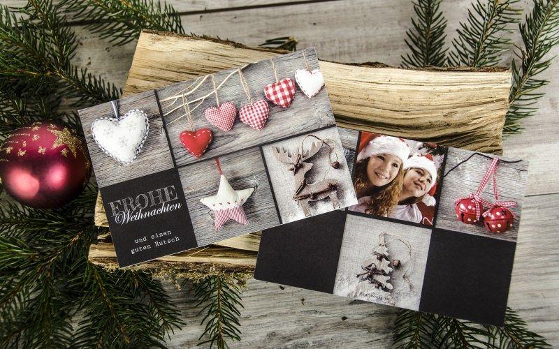 weihnachtskarten f r firmen gestalten. Black Bedroom Furniture Sets. Home Design Ideas
